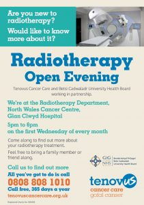 2016 04 - Radiotherapy OPen Evenings