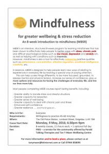 2016-05 Mindfullness