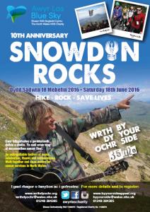 2016-06 Snowon Rocks Poster
