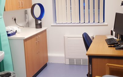 Ysbyty Gwynedd Cancer Unit gets a major redevelopment