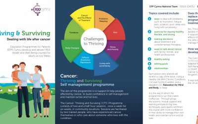 Launch of Cancer Thriving and Surviving Course in North Wales