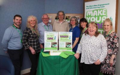 Macmillan Wrexham Support Buddies